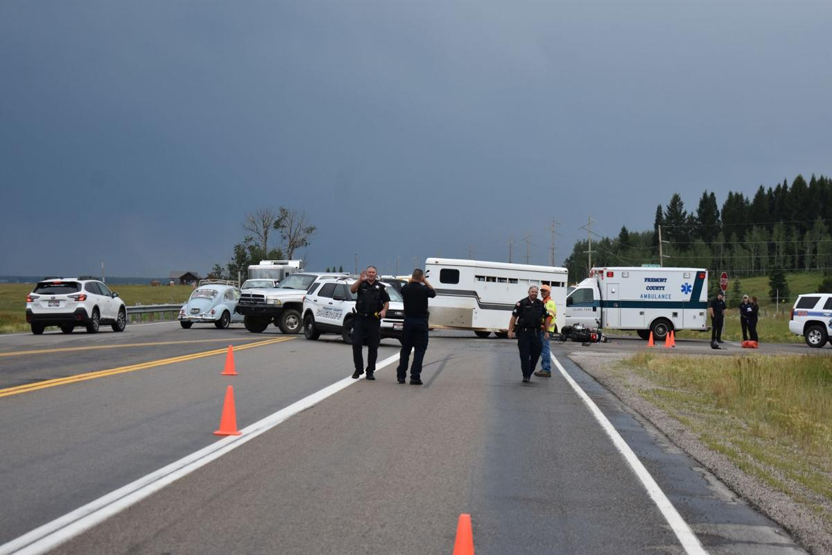 Motorcyclist killed on U.S. 20 near Red Rock Road