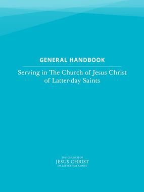 Church updates General Handbook
