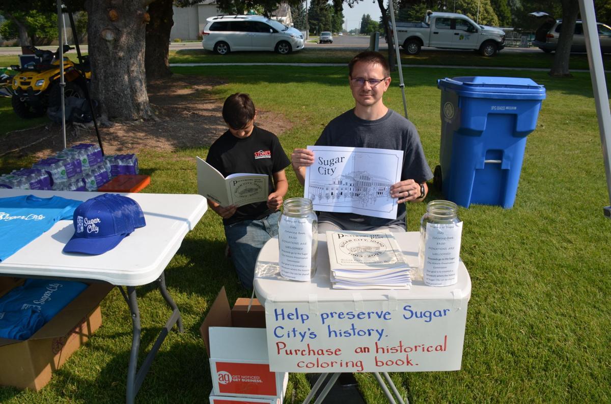 Annual Sugar Days held in Sugar City