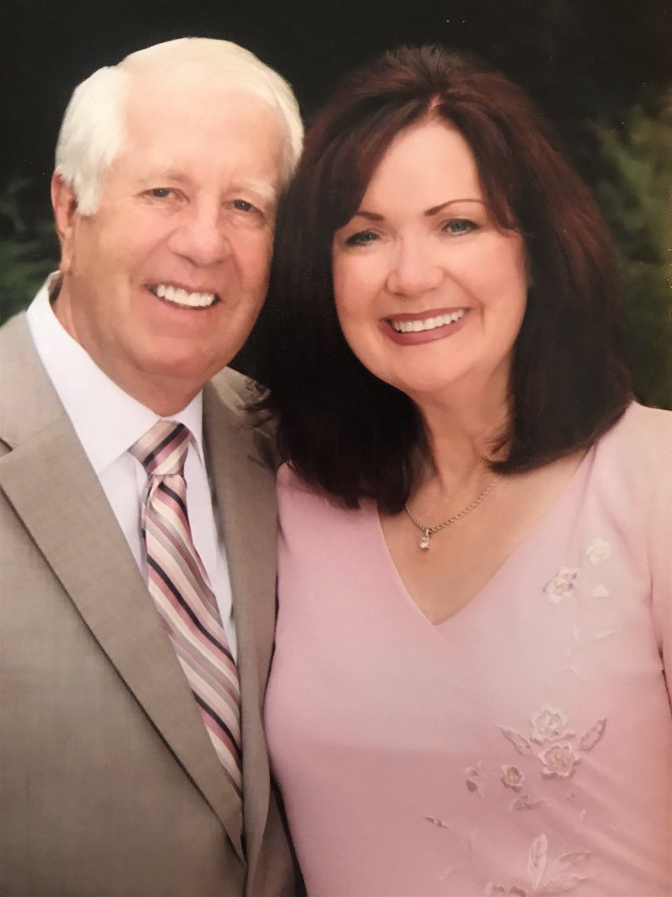 Brent and Jan Barrus celebrate 50th anniversary