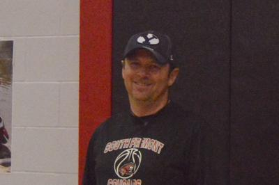 Newly hired South Fremont head girls' basketball coach Ryan Campbell.