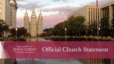 Church Official Statement