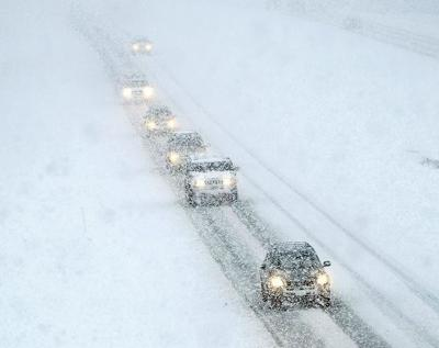 Slide offs in Island Park, I-15 from Dubois to Montana closed