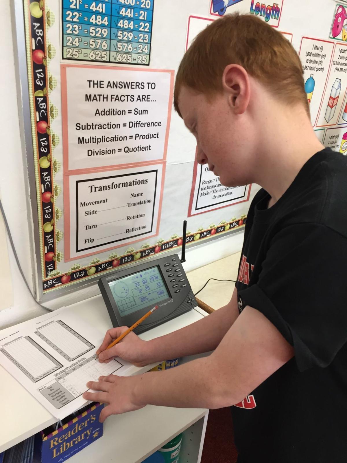 Parker-Egin teacher receives STEM grant from INL
