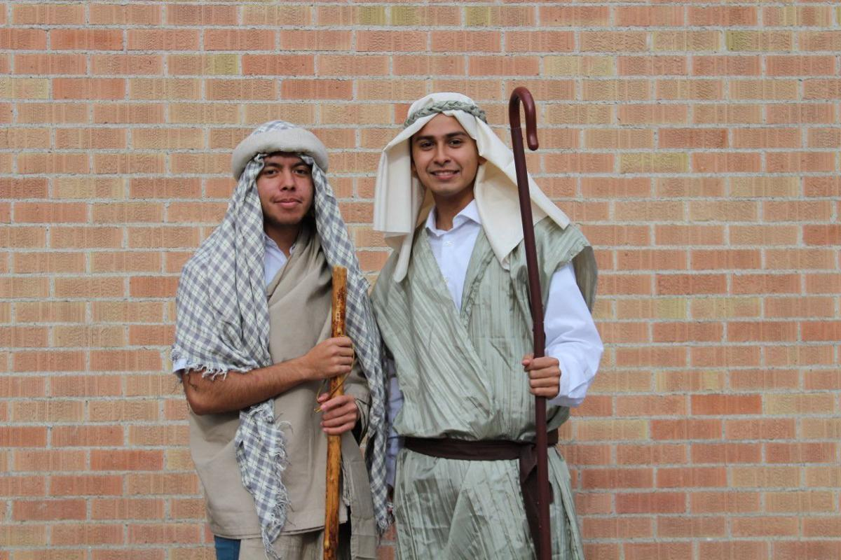 'COVID Friendly Traveling Live Nativity,' featured at Temple parking lot Dec. 18