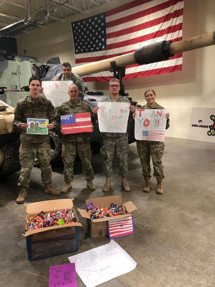 Afghanistan Upper Valley veterans to receive candy and letters from Madison students