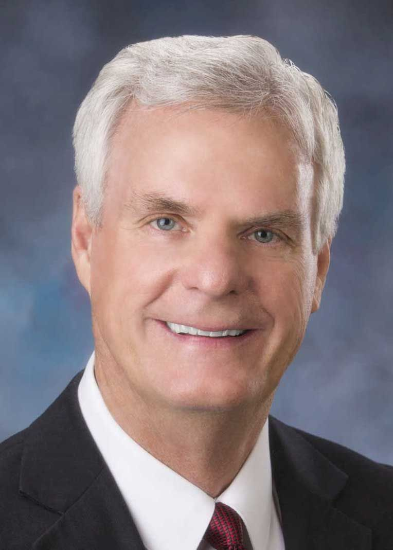 Senate president pro tem brent hill shares thoughts on for Brent carrier