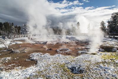 Yellowstone visitation statistics for October 2020