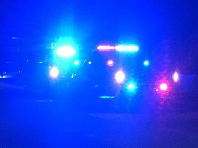 Pocatello police stock image file photo