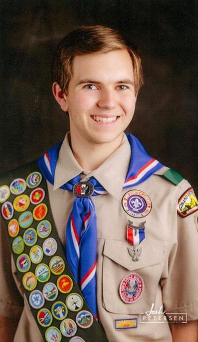 Logan Weaver eagle scout