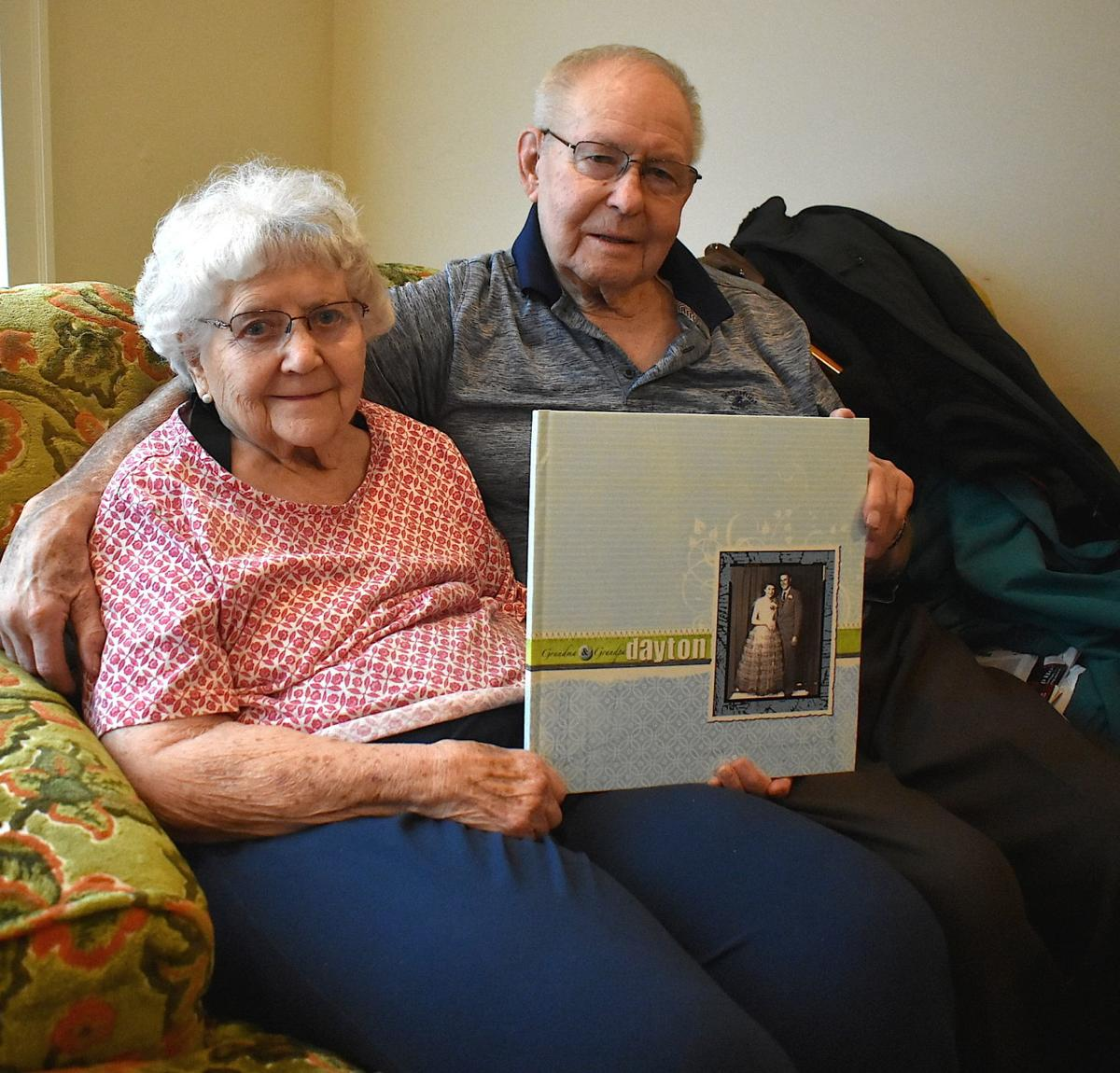 Wilford couple still sweethearts after 67 years