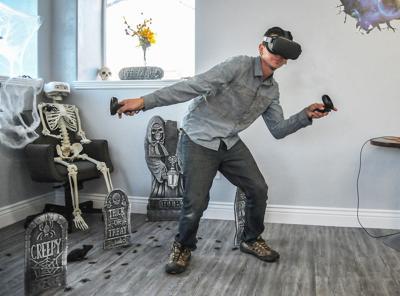 Gamechanger VR Caleb Kuhlman