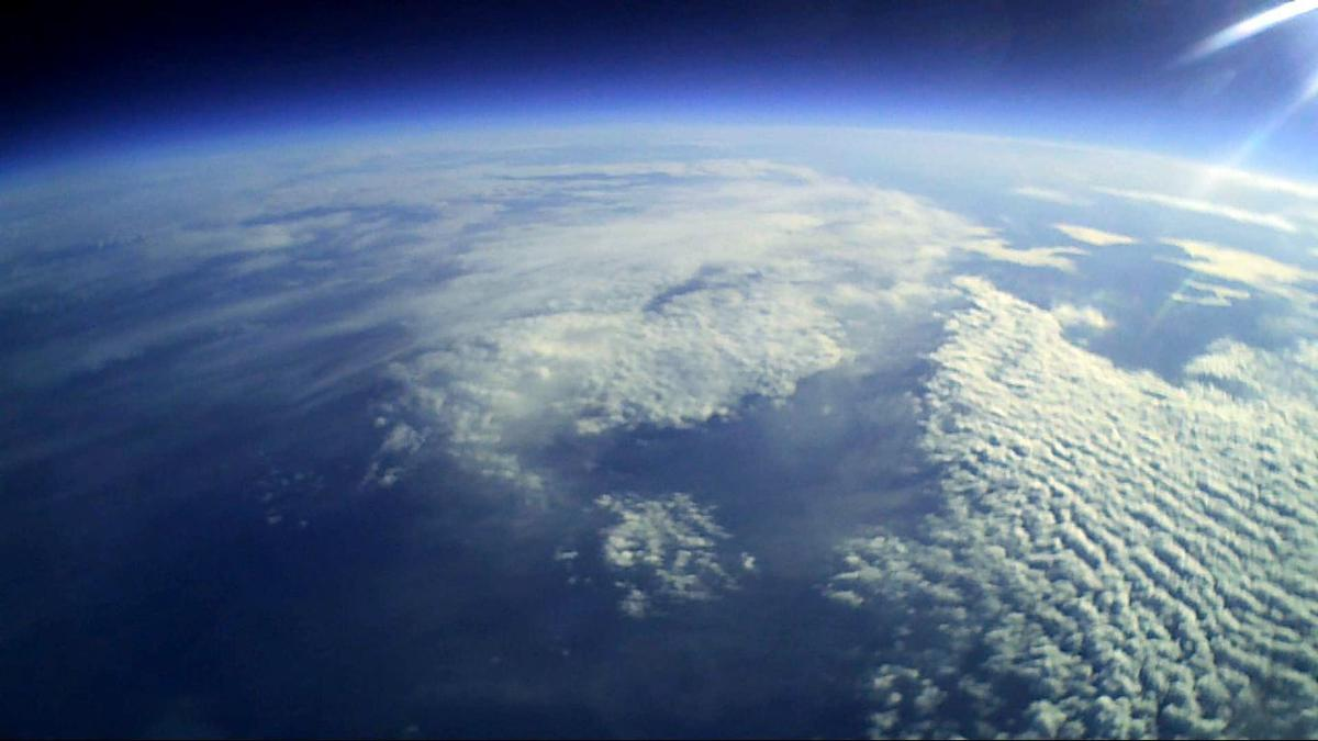 Sugar-Salem students send weather balloon into stratosphere
