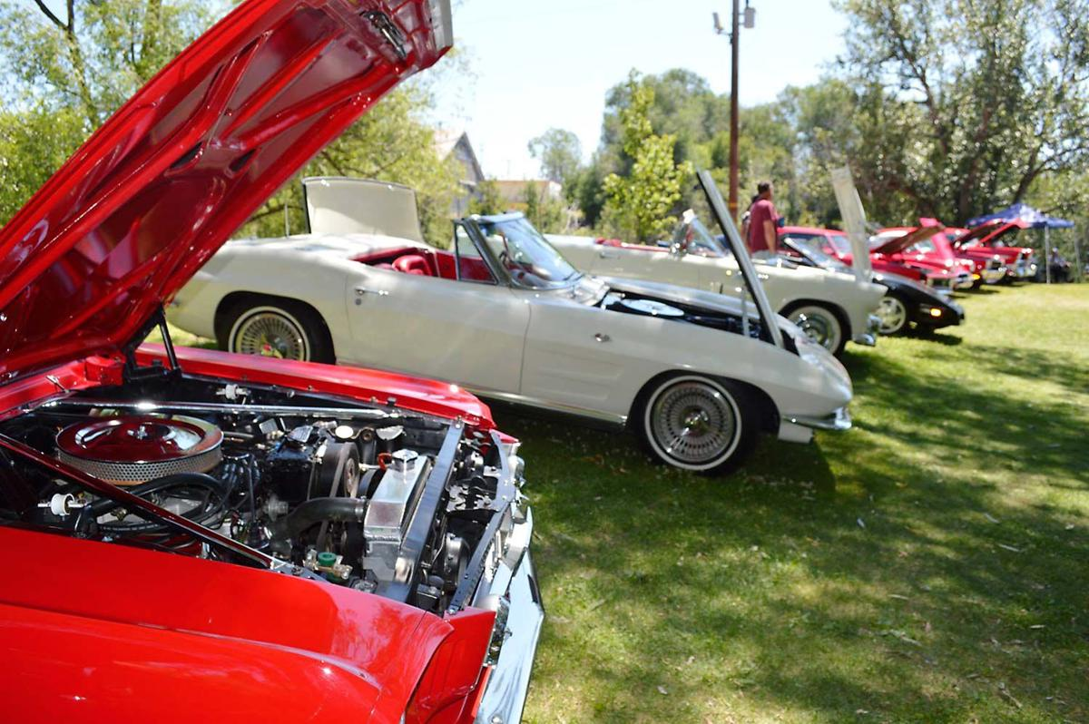 Cars new and old show off at Pioneer Days car show | Local News ...