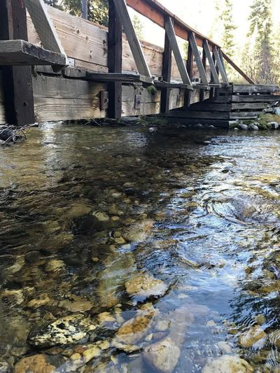 Forest Service applying for grants to repair Teton trails