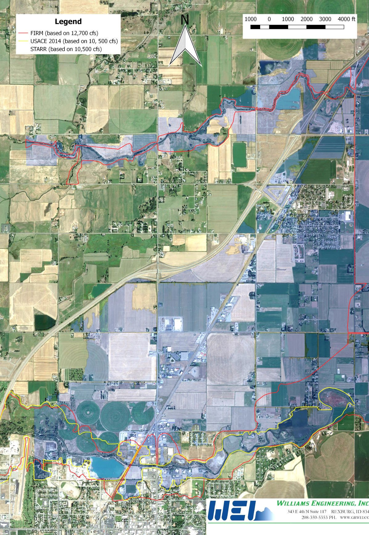 FEMA Plans Floodplain Expansion For Madison County Local News - Current fema flood maps