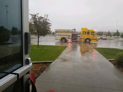 Fog machine set off fire alarms at Madison High School