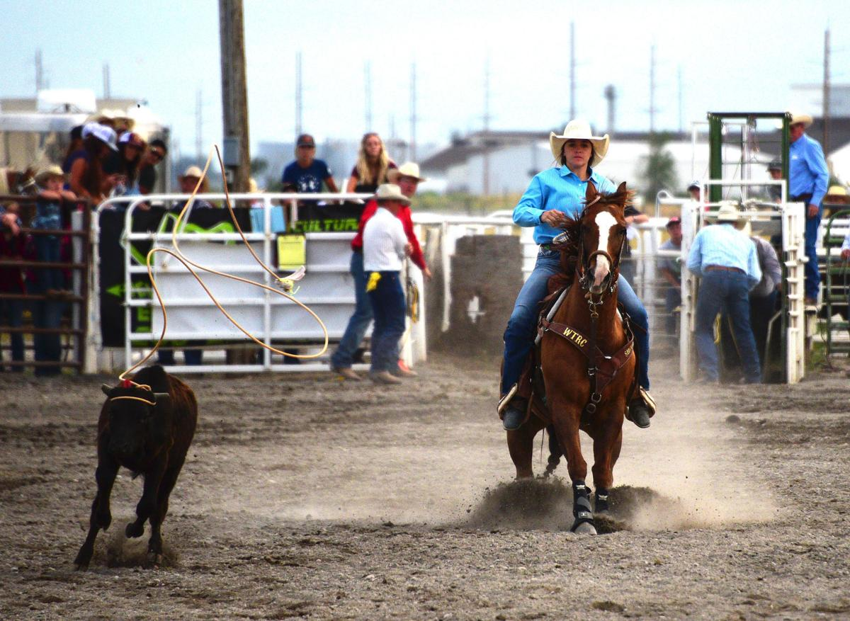Pioneer Days rodeo 2