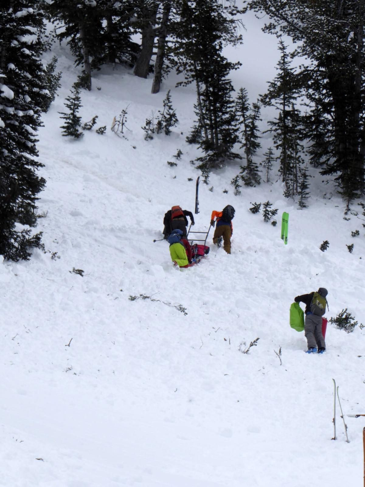 Rockies-Avalanche Danger