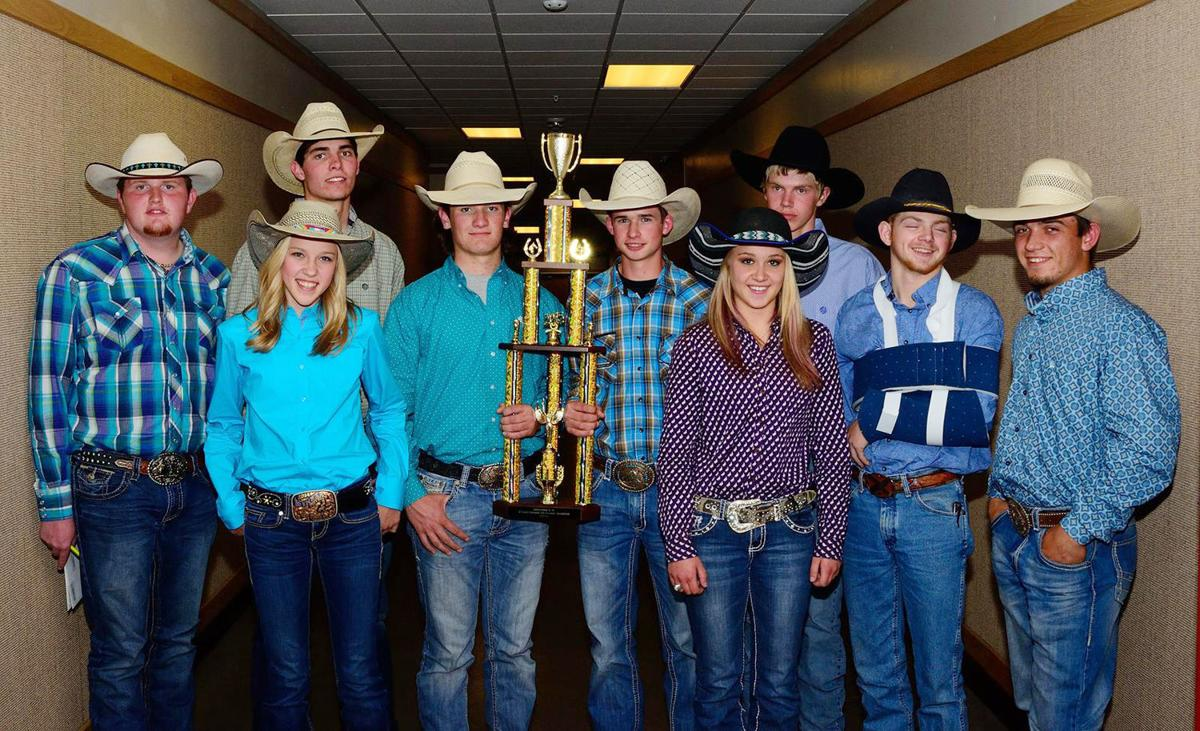 Photos District 7 Rodeo Stars Honored At Awards Night