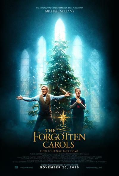 'The Forgotten Christmas Carols' film to be shown starting Friday
