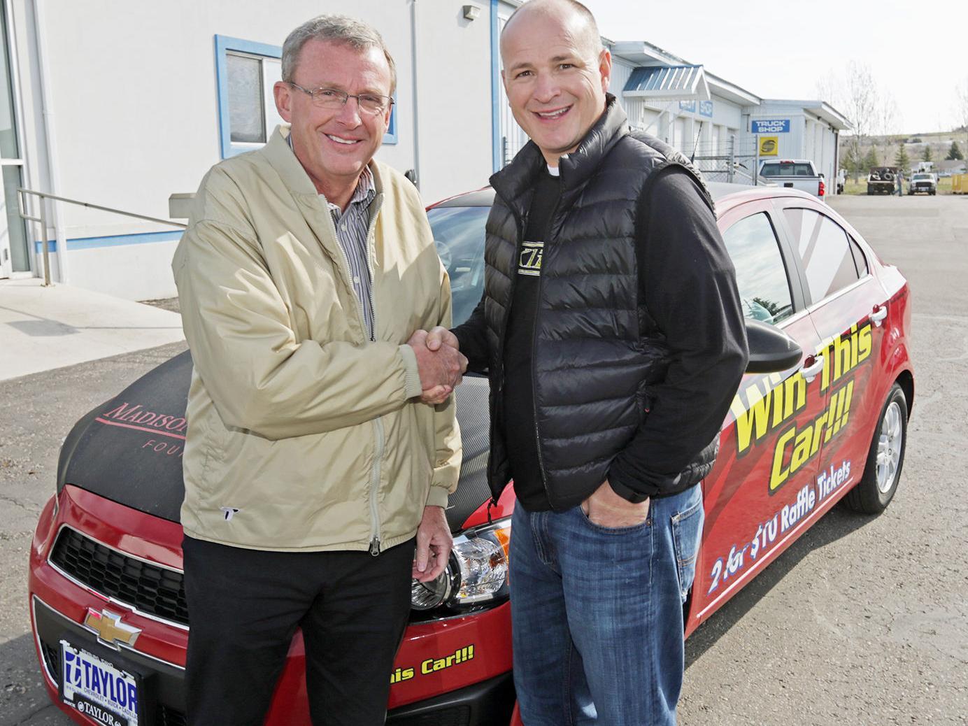 Winner Announced In Taylor Chevrolet Giveaway Page 2 Rexburgstandardjournal Com