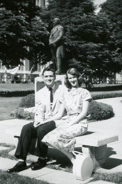 Larry and Janet Hibbert