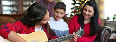 Invitation to Participate in Virtual Christmas Concerts