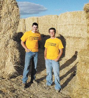 Straw Maze boys bring the business to Archer
