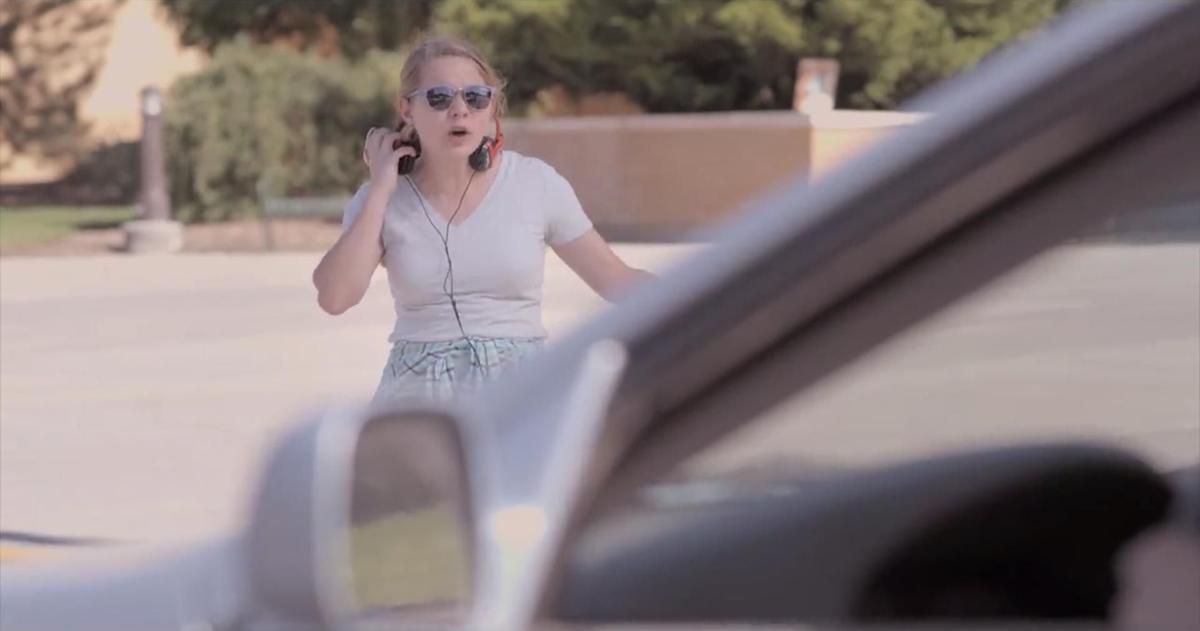 Pedestrian safety video