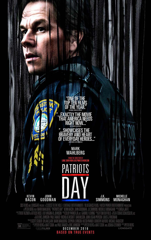 Patriots Day movie poster Boston Strongu0027 at