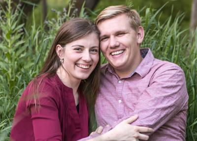Brooke Parker and Caden Larsen announce engagement