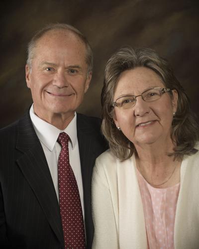 Elder David and Sister Barbara Hansen to serve mission in England