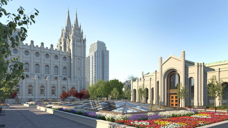 Church of Jesus Christ of Latter-day Saints Salt Lake Temple to undergo renovations