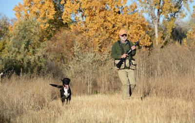 Idaho is mostly wide open for hunting and fishing
