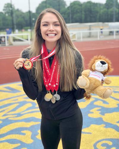chari hawkins takes gold in british national championship sports