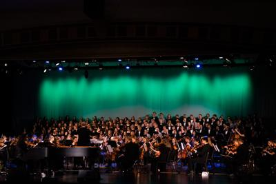 Bel Canto Choir to preform during state inaugurations on Monday