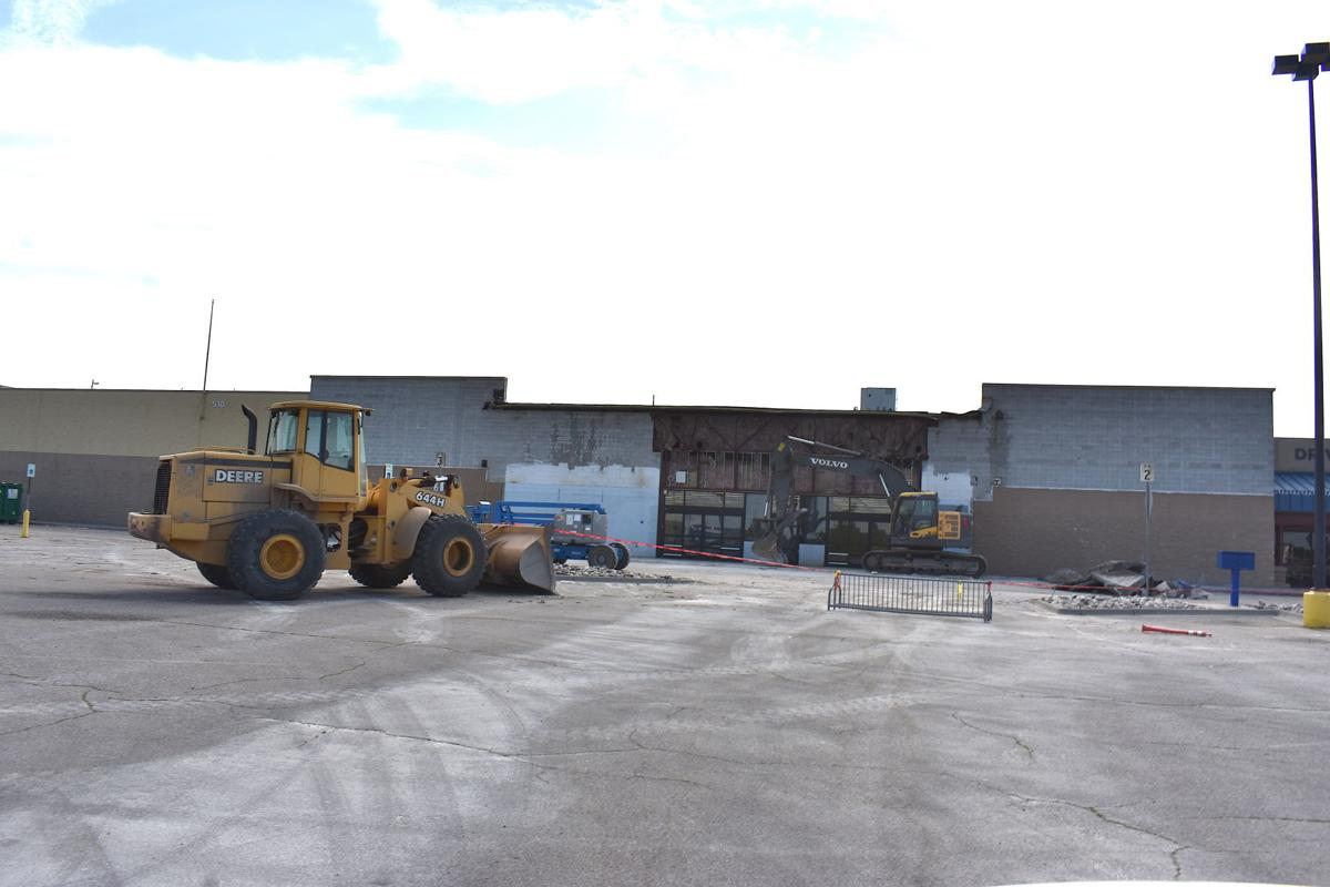 Harbor Freight Tools to set up shop in old Walmart building