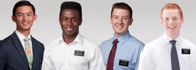 Exceptions to Dress Standards Announced for Young Male Missionaries