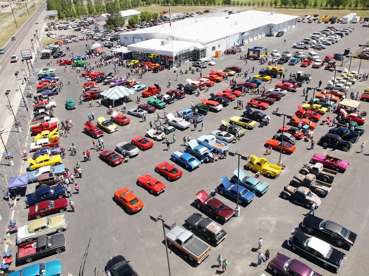 Annual Taylor Chevrolet Car Show Set For Saturday Page 2 Rexburgstandardjournal Com