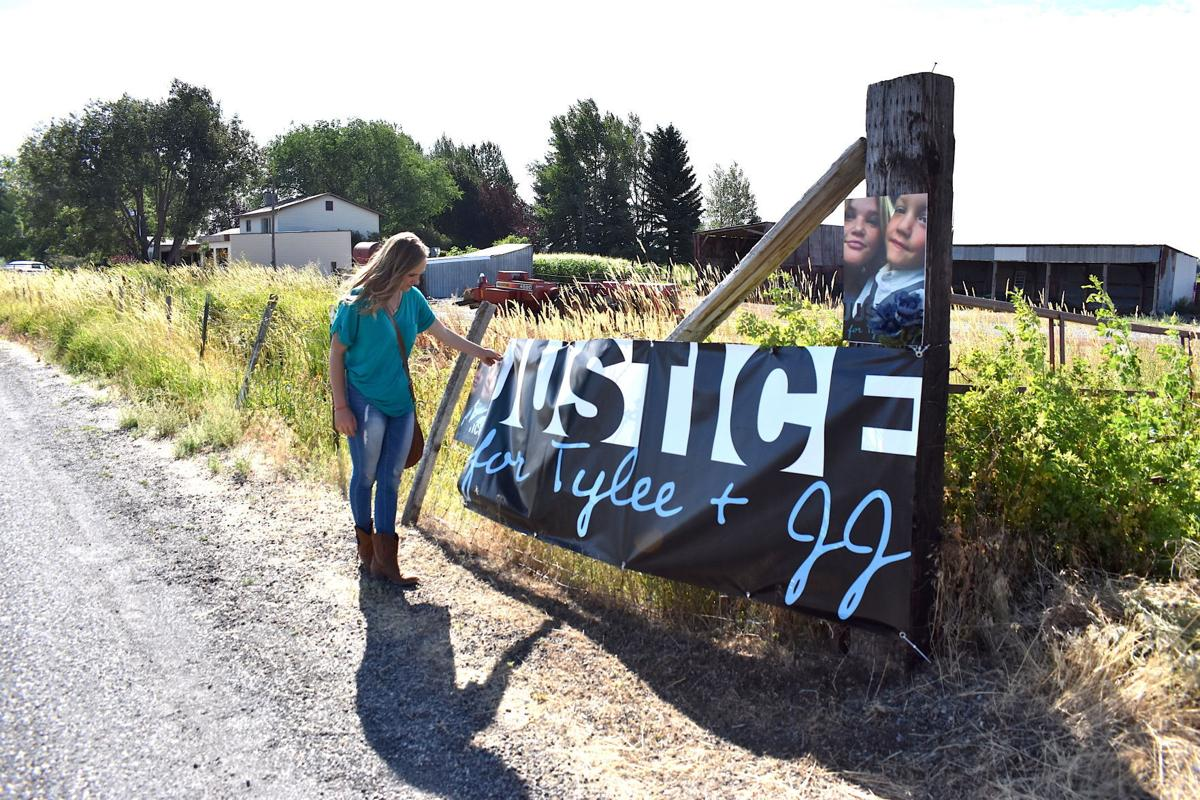 New memorial in Salem for J.J. and Tylee