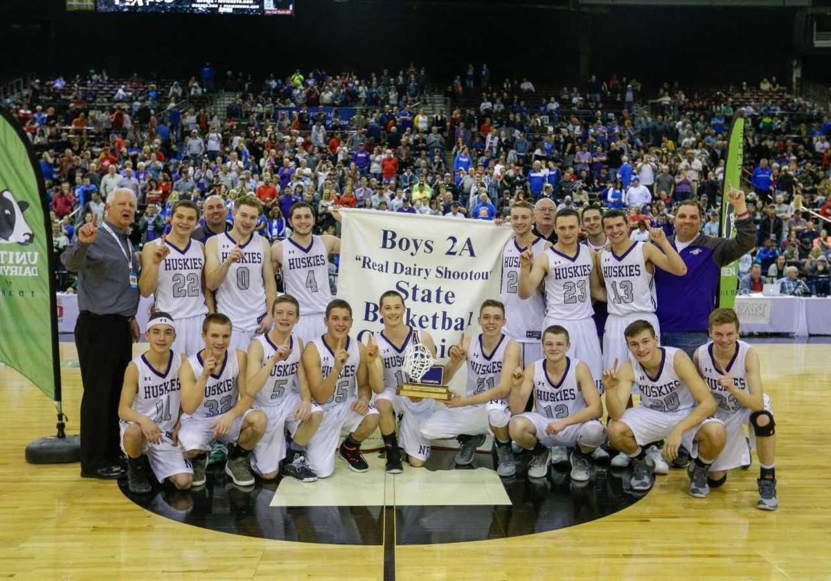North Fremont wins first boys basketball title in school history