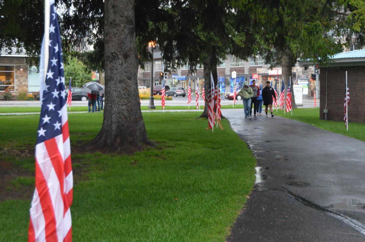 patriot parade