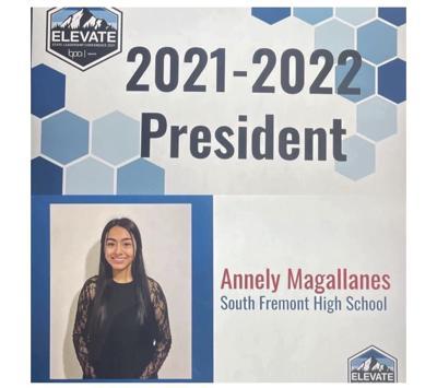 SFHS junior to serve as BPA State Secondary President