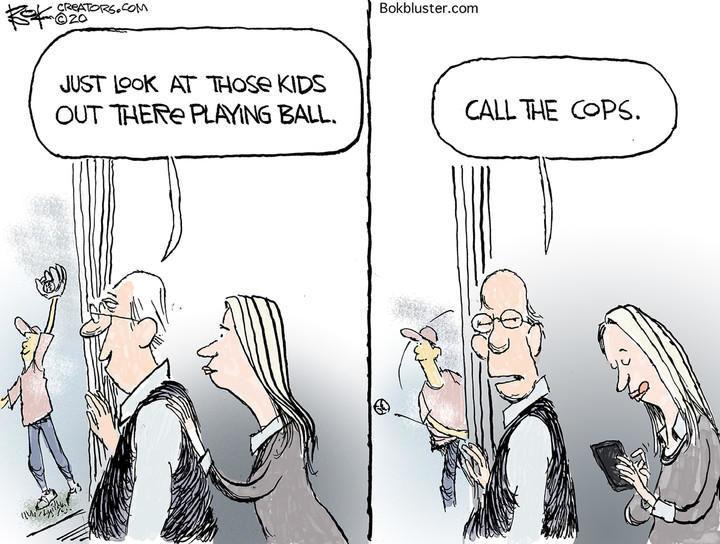 April 30, 2020 cartoon