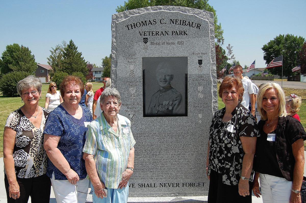 Deseret News highlights WWI Medal of Honor winner Thomas Neibaur