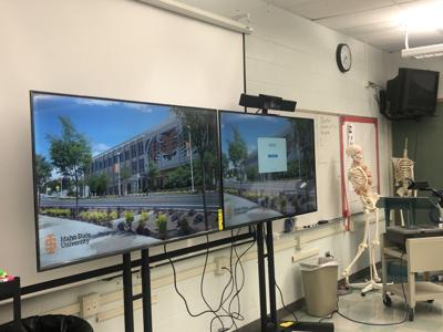 South Fremont High School classroom