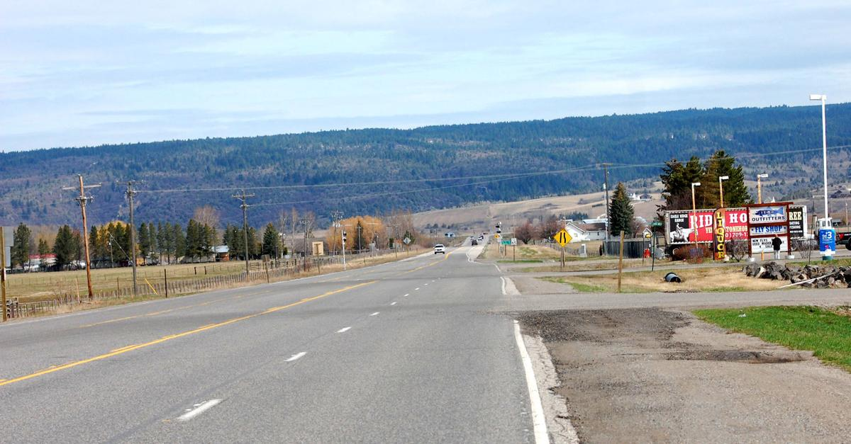 ITD to lower speed limit on Highway 20 near Ashton