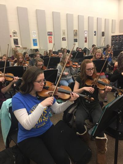 Madison orchestras to perform classical works and film