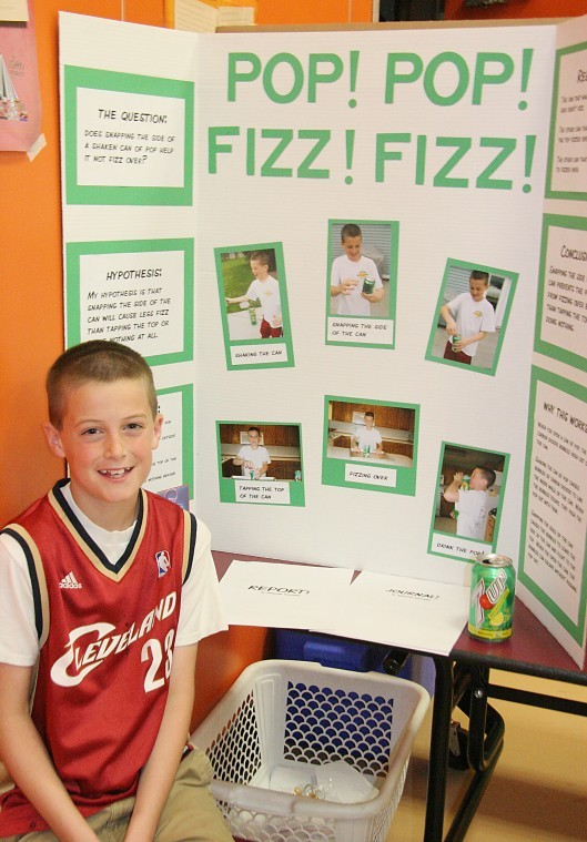 4th Grade Science Fair Rexburgstandardjournalcom